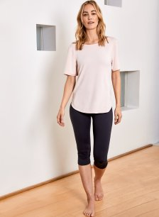 Shop The Yoga Top Rose and more