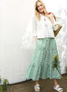 Shop Harriet Organic Skirt and more