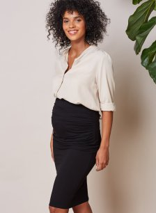 Shop Isabella Oliver Dawn Maternity Skirt and more