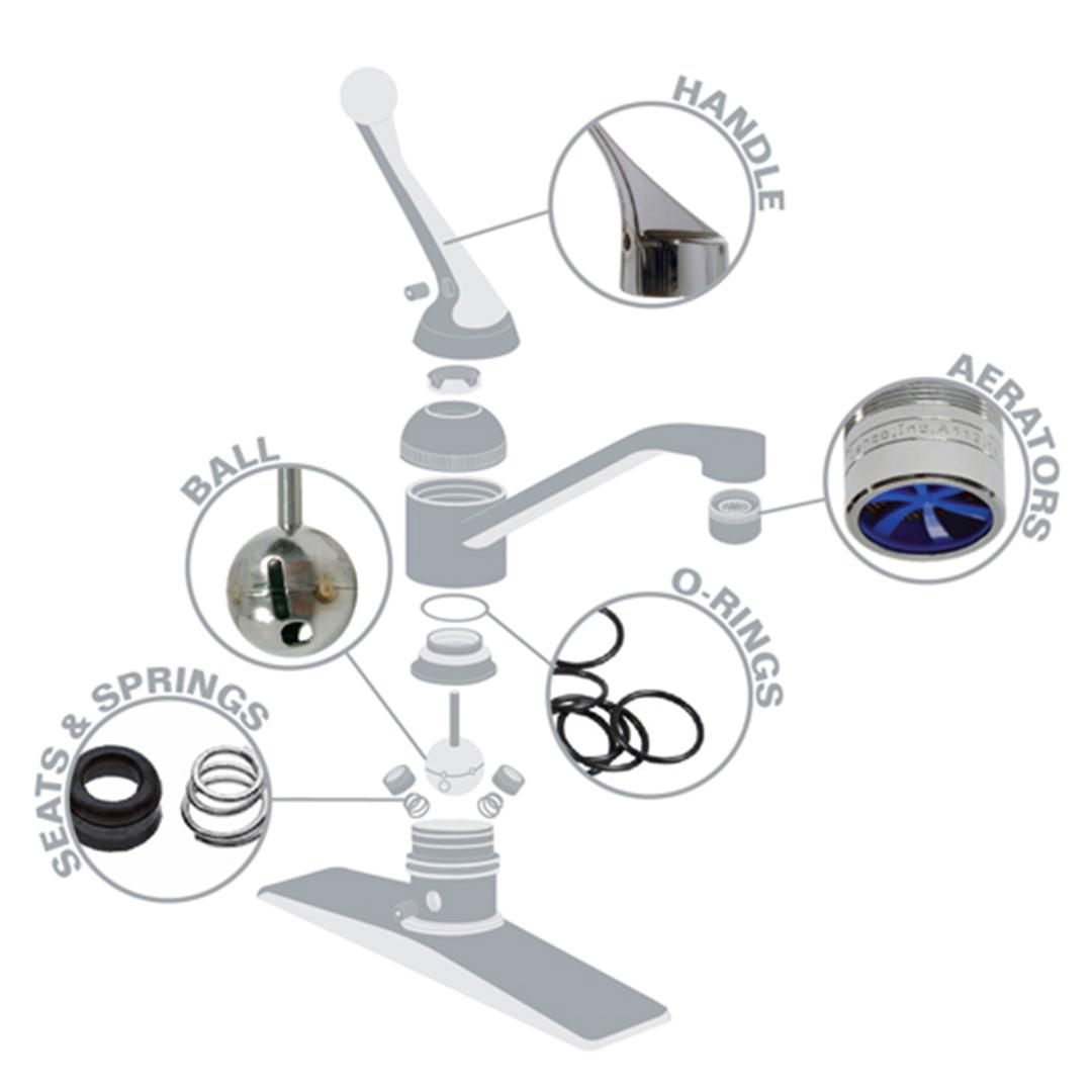 Faucet Parts Repair