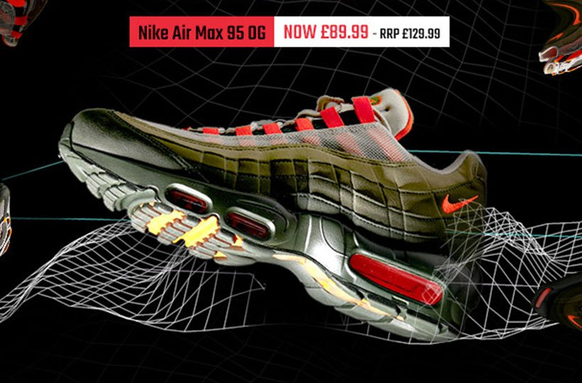 Black Friday Day Seven Launches And Offers Nike Air Max 97 And More