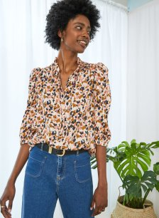 Shop Aeres Tencel™ Blouse and more