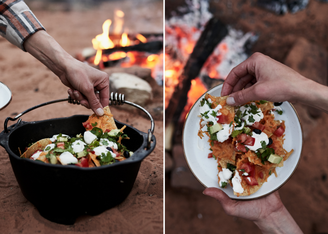 Curated image with Cast Iron Dutch Oven Classic, Enamelware Dining Collection - Eggshell