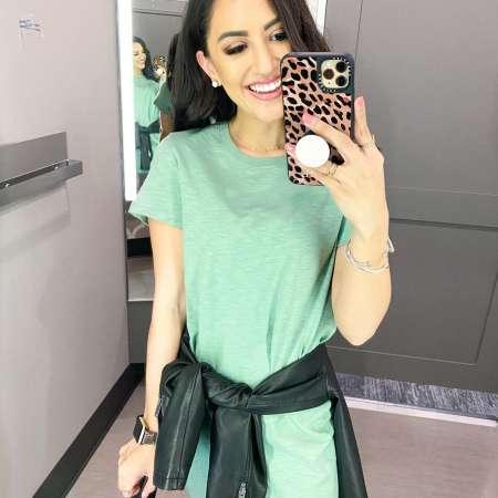 instagram post by brunetteinblush